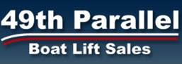 49th Parallel Boat Lifts Logo Exhibitor