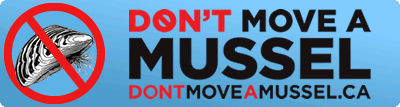 Don't Move a Mussel Campaign Badge