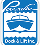 Paradise Dock Lift Logo