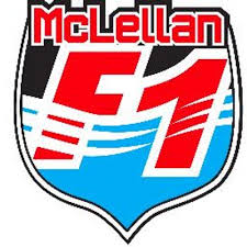 McLellan F1 Logo for 2015 Boat Show