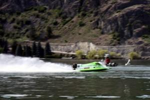 McLellan F1 racing by Vernon Yacht CLub