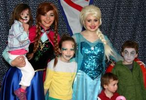 Dream Party Production Princesses