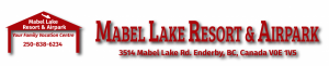 Mable Lake Resort & Airpark Logo