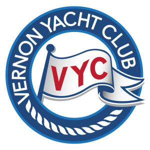Vernon Yacht Club Logo FINAL Square for Social Sites