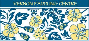 Vernon Paddling Centre Logo for VYC Boat Show
