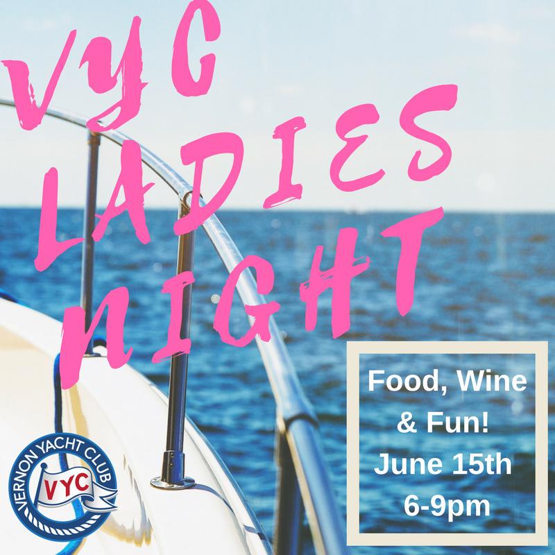 VYC Ladies Night @ Vernon Yacht Club | Vernon | British Columbia | Canada