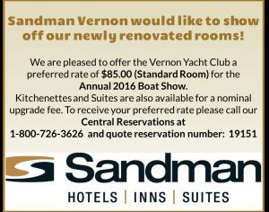 Sandman Inn Vernon BC