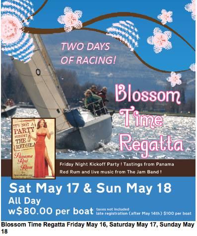 Kelowna Yacht Club Blossom Time Regatta