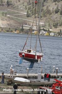 VYC CRANE DAY - Vernon Yacht Club @ Vernon Yacht Club | Vernon | British Columbia | Canada
