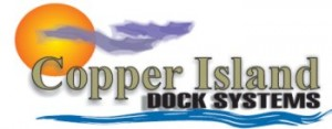 Copper Island Dock Systems Logo for Boat Show