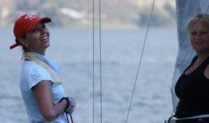 Women's Sailing Regatta photo for July 3,-5 event