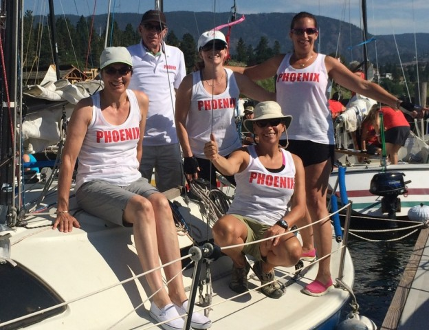 Okanagan Women's Regatta