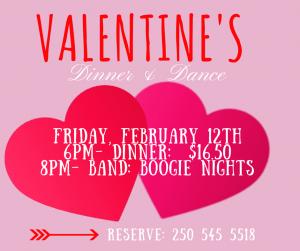 Valentine's facebook graphic