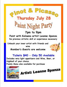 Paint&Picasso Poster 2016