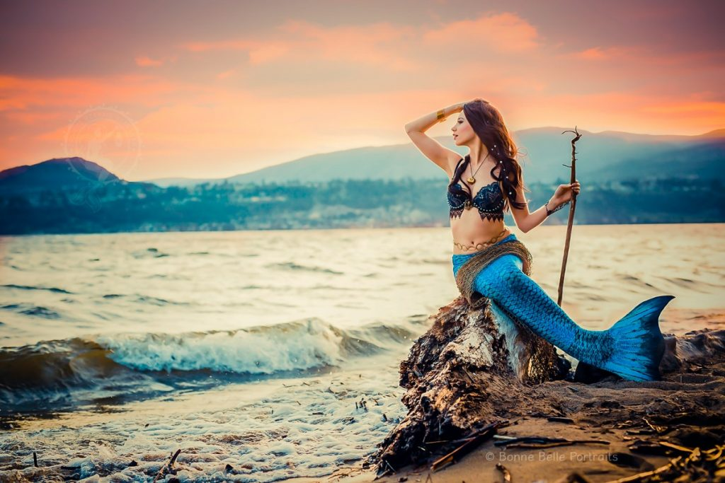 Mermaid Bonnie Belle Photography
