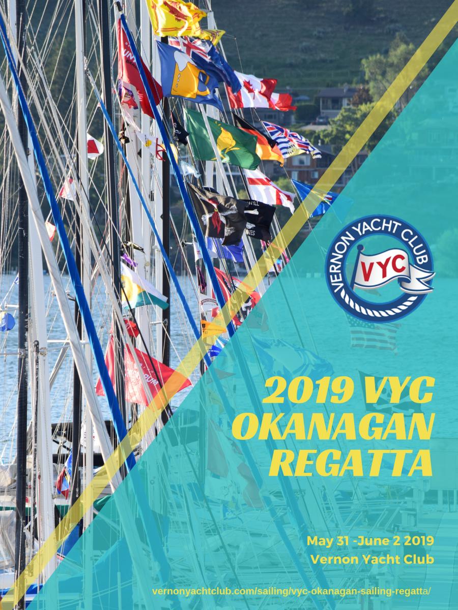 VYC Okanagan Regatta @ Vernon Yacht Club